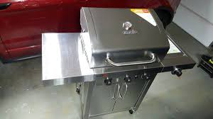 char broil signature tru infrared 4 burner cabinet gas grill new char broil professional signature tru infrared 3 burner gas