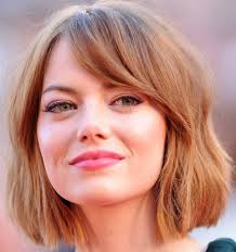 short haircuts for round faces hairstyles for fine straight hair
