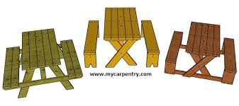 octagon picnic table plans with umbrella hole free picnic table plans picnic table with umbrella hole picnic table