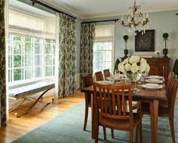 dining room window treatments ideas dining room bay window treatments 1000 images about bow windows on