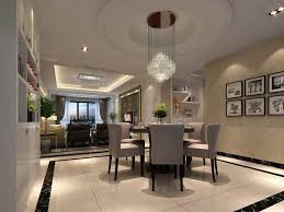 modern dining rooms e