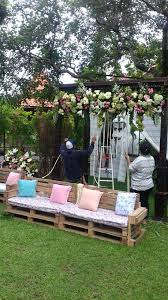 Pergola Wedding Decorations by Pergola Pelaminan Rustic Vintage Dekardekor Dekorasi Pinterest