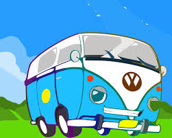volkswagen clipart born to be free by otakumota clip art at clker com vector clip