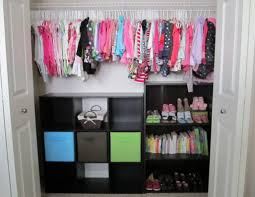 nice clothing storage ideas to organize your wardrobe for kids