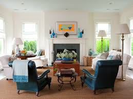 Blue Leather Armchair Turquoise Leather Chair Living Room Transitional With Aqua Blue