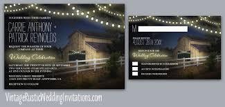 barn wedding invitations barn wedding invitations vintage rustic wedding invitations