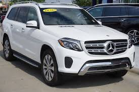 preowned mercedes suv pre owned 2017 mercedes gls gls 450 suv in omaha gls227