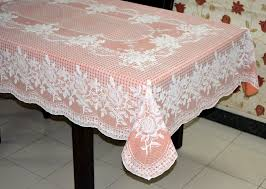 lace vinyl table covers 54 x 78 rectangle rose lace vinyl dining tablecloth copper