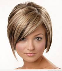 short hairstylescuts for fine hair with back and front view short hairstyles for women with round faces and thick hair fashion