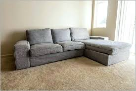 Ikea Sofa Chaise Lounge Ikea Kivik 3 Seat Sofa Cover And Chaise Lounge Correctly A With In