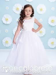 joan calabrese communion dresses museum joan calabrese for mon cheri flower girl dress 116377