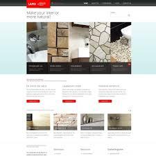 interior design joomla templates
