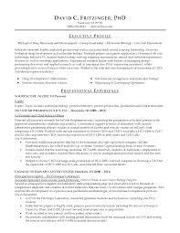 Biology Resume Template Bio Resume Samples Short Biography Samples