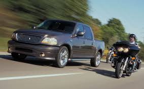 Ford F150 Truck 2002 - harley davidson edition ford f 150 quietly phased out for 2013