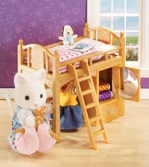 amazon com calico critters loft bed toys u0026 games