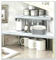 kitchen countertop storage ideas corner counter shelf bathroom counter shelf bathroom counter shelves