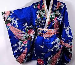 robe de chambre japonaise lightweight scorer kimono japonais peignoir pyjama robe chambre bleu