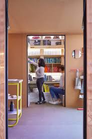 Urban Kitchen London Sam Jacob And Mini Team Up To Create Micro Home With Attached Library