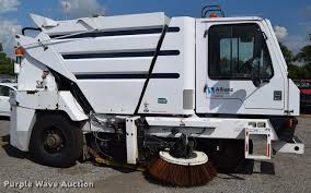 2010 allianz johnston 3000 street sweeper item l2534 sol