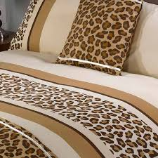dreamscene leopard bed in a bag ebay