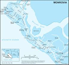 West Point Map File Map Of Monrovia Png Wikimedia Commons