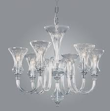 Large Glass Chandeliers Lamps Modern Crystal Chandelier Lighting Contemporary Led