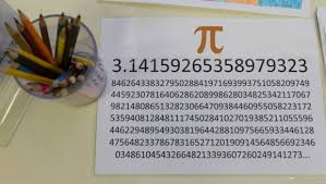 what is pi day and why do we celebrate it