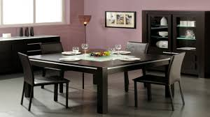 modern square dining table home design dining room table legs metal small renseco intended