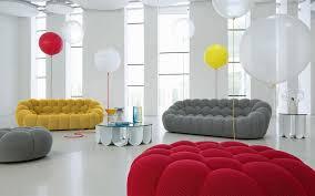 canap contemporain design tissu photos de canapés modernes rembourrés et tissu de diverses couleurs