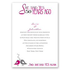 wedding vow renewal ceremony program years ago vow renewal invitation invitations by