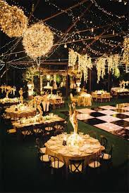 Outdoor Wedding Venues Best 25 Wedding String Lights Ideas On Pinterest Outdoor Party