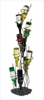 wine tree wine rack