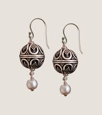 earrings online india buy pearl bead earrings online india fourseven