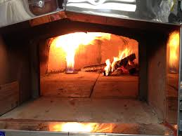 pizza oven gas burner