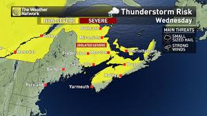 Weather In Six Flags News More Storms Expected For Maritimes After Tornado Warnings