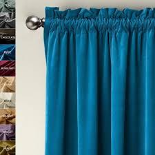 Turquoise Velvet Curtains Blue Velvet Drapes Amazon Com