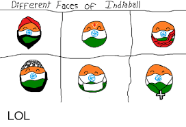 Different Meme Faces - different faces of india ball lol lol meme on me me