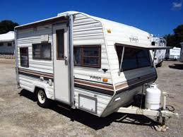 1989 fleetwood wilderness yukon travel trailer coldwater mi