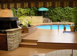 deck ladders for above ground pools pool design ideas
