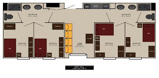 west texas a u0026m university residential living buff hall