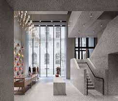 Home Design Stores In New York by David Chipperfield Architects U2013 Valentino New York Flagship Store