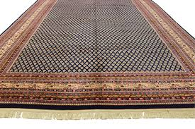 Antique Indian Rugs Large Indian 10 X 21 Wool Oriental Rug 1906 Exclusive Oriental Rugs
