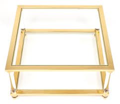 coffee table uttermost gold henzler coffee table on sale labarge
