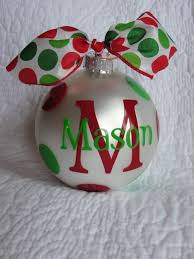 handmade personalized ornaments rainforest islands ferry
