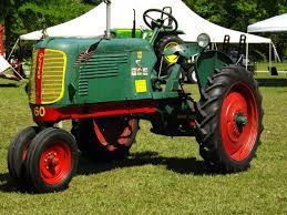 1943 oliver 60 row crop tractor 2nd generation tractors