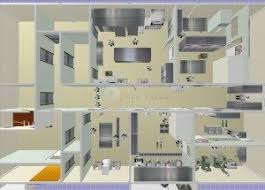 Central Kitchen Planning 3d Planning Production Volume Centralized Kitchen Floor Plans