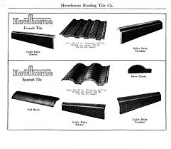 Concrete Roof Tile Manufacturers From Asbestos To Zinc Roofing For Historic Buildings National