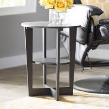 Contemporary End Tables Modern Contemporary End Side Tables You Ll Wayfair