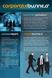 corporate newsletter template not half bad though i would 1
