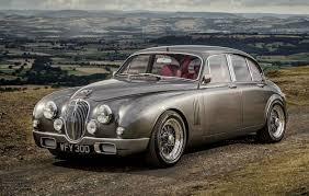jaguar classic uautoknow net classic motor cars unveils jaguar mark 2 by callum